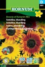 Solsikke, blanding 'Beauty of Autumn Mix' (Helianthus annuus) thumbnail